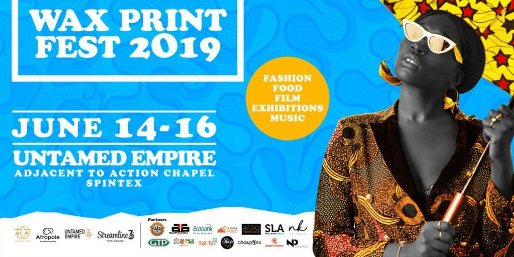 Wax Print Fest, A la Découverte des Textiles Africains