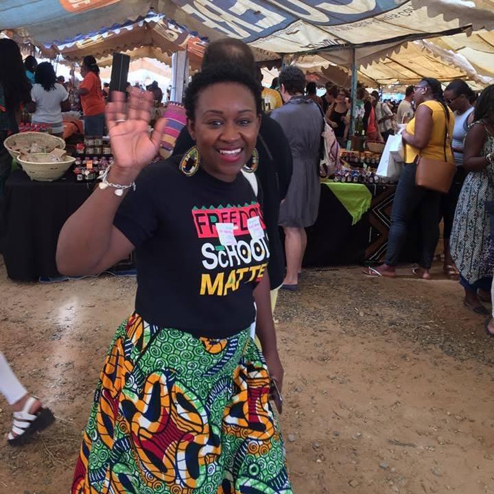 Caamo Kane - Dakar Farmers Market