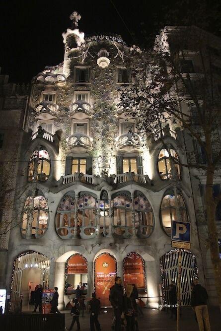 CASA BATLL Barcellona  BIGLIETTI online visita  Orari e