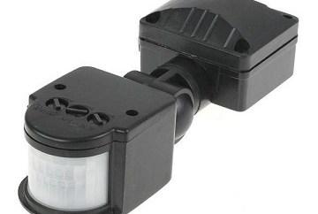 PIR Infrared Motion Sensor Detector