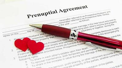 新加坡婚前协议概述