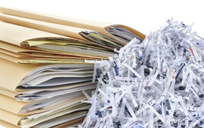 7 Reasons Every Workplace Should Have a Document Retention Policy