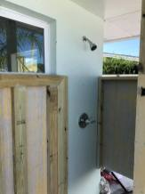 Outdoor shower in Vero Beach - 1
