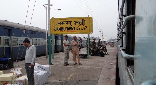 New Train 04991 Pathankot Jammu Tawi Demu Special
