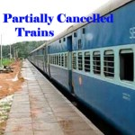 indian railway partially cancel trains 28th March
