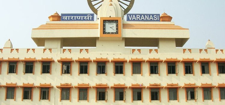 Retiring Room Booking at Varanasi Railway Station