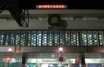 16502 Yesvantpur-Ahmedabad Weekly express Train