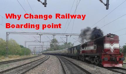 Railway Boarding Point Provide any Facility to Passengers