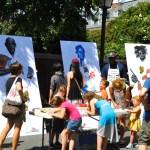 شانزدهمین فستیوال King Street Art Festival