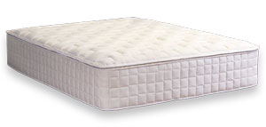 Latex-Free Organic Mattress
