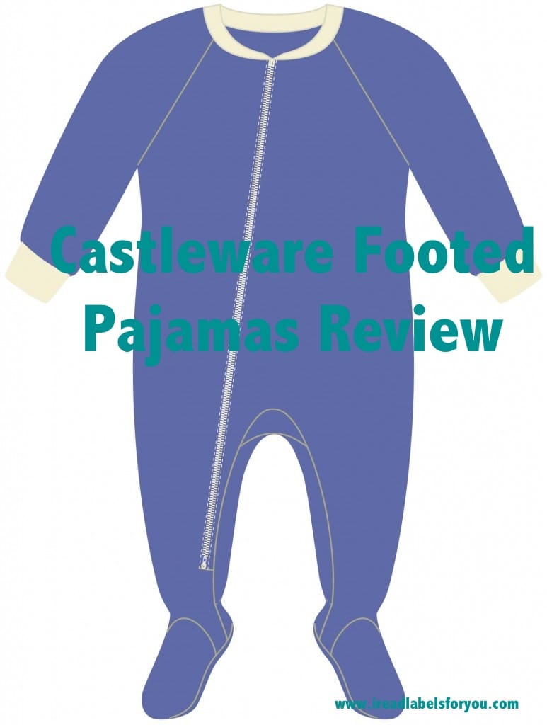 Castleware Footed Pajamas Review