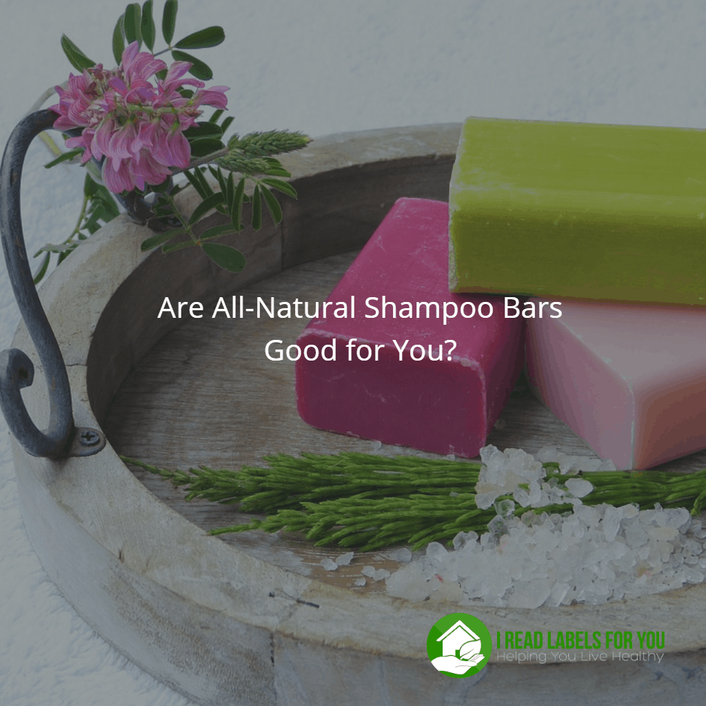 Are All-Natural Shampoo Bars Good for You?