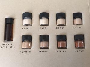 Safer Mineral Makeup