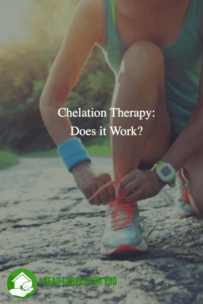 Chelation Therapy Heavy Metals Detox