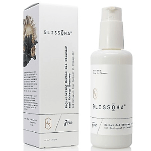 Blissoma Free - Herbal Gel Cleanser and Makeup Remover