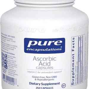 Pure Encapsulations Vitamin C