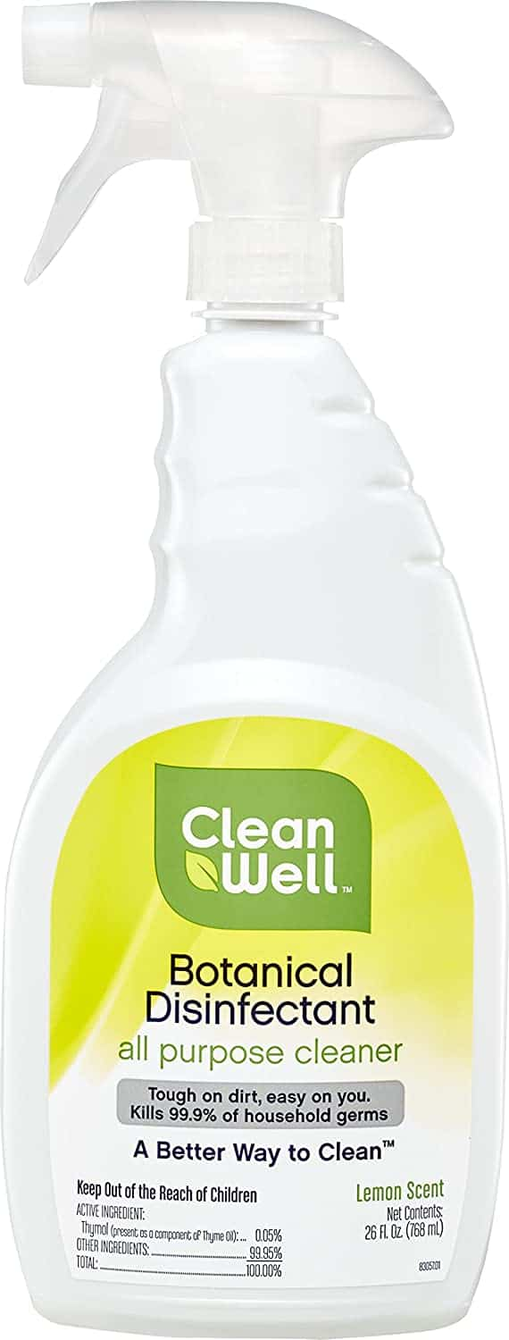 CleanWell Botanical Disinfectant