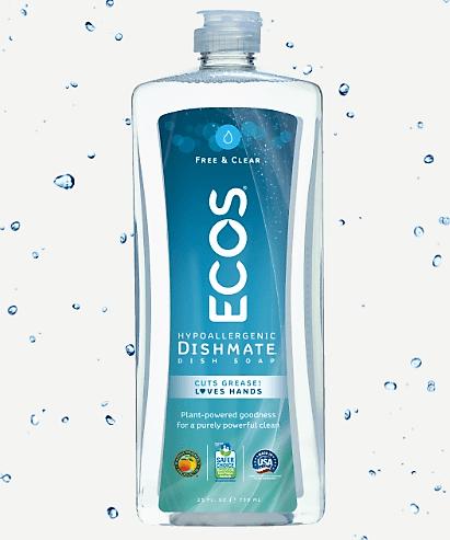 Ecos Dish soap