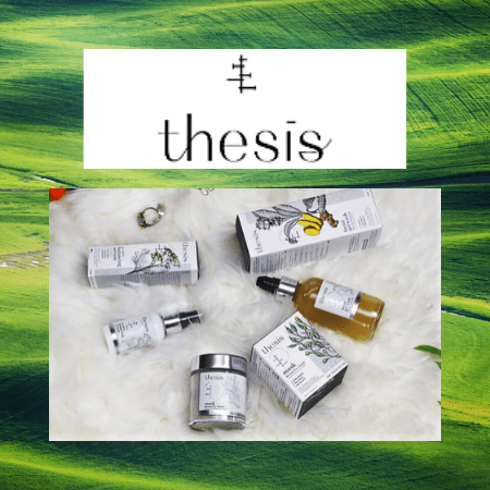 Thesis Beauty Skincare