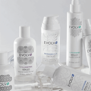 Evolvh hair and body care