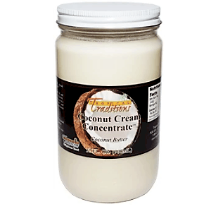 Healthy Traditions coconut cream concentrate