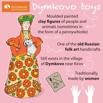 Dymovskaya toy