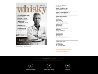 Website Whisky