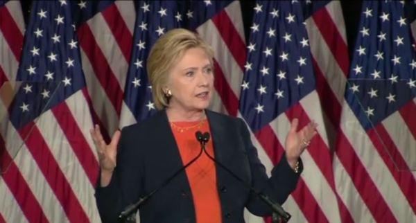 Hillary Clinton San Diego