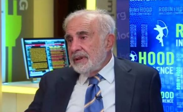 Image source: Screenshot from Bloomberg interview