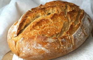 Pan fácil de masa madre con Thermomix o Mambo