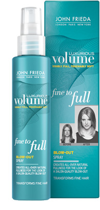 Image result for john frieda blow out spray