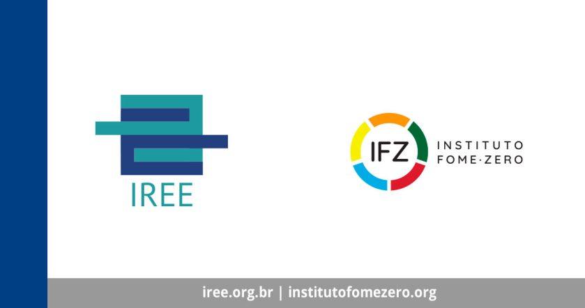 IREE e Instituto Fome Zero firmam parceria
