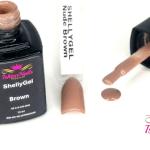 IshtarNails ShellyGel Nude Brown