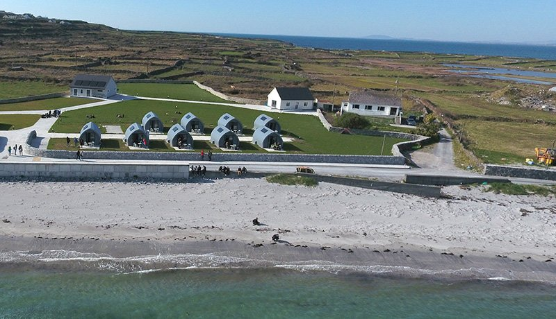 10 Reasons Why Camping & Glamping Is The Next Big Thing Along The Wild Atlantic Way
