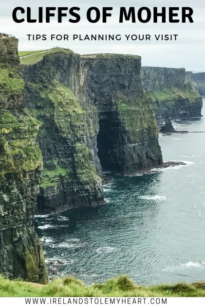 Tips for Visiting Cliffs of Moher