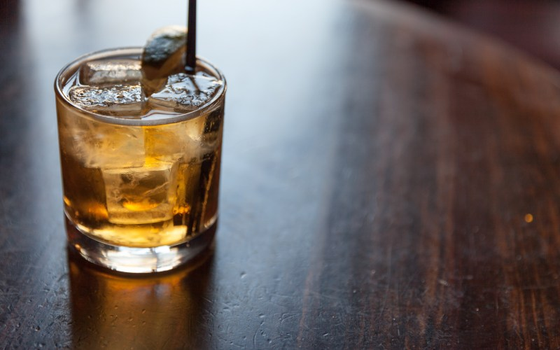 Whisky and ginger