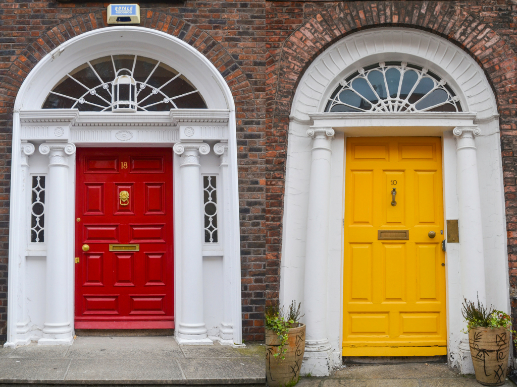 Georgian Doors Dublin