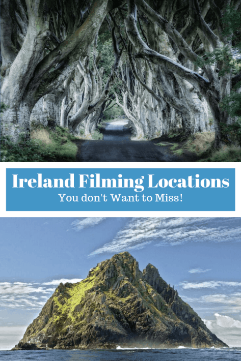 Ireland filming locations you don't want to miss