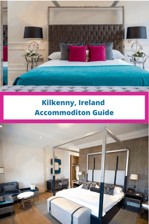 Kilkenny accommodion guide