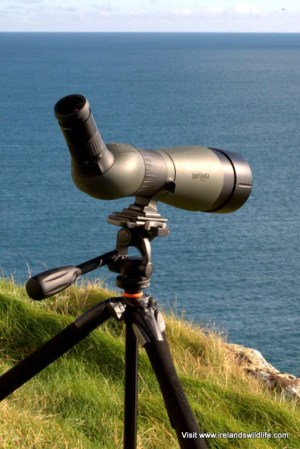 Meopta MeoStar S2 82 HD in action on a West Cork headland