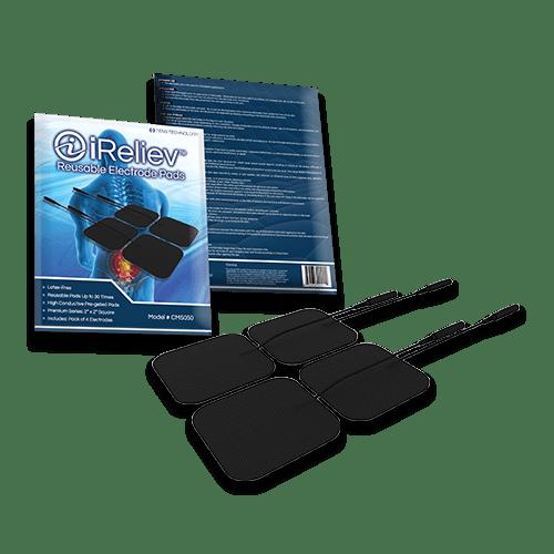FREE Premium Electrode Pads, 2″ x 2″