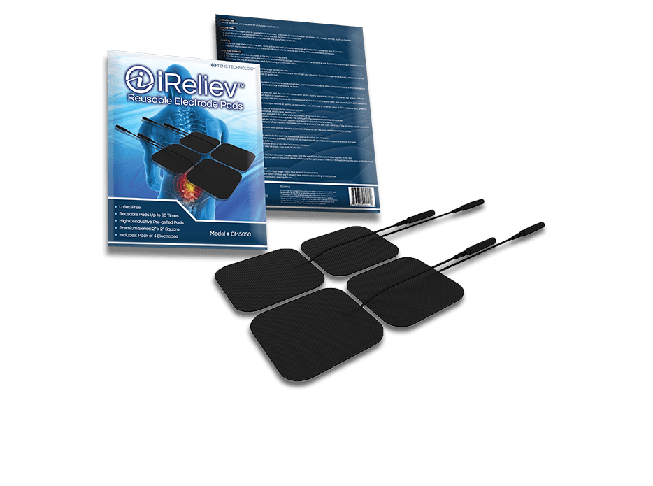 Whats included Free Premium Electrode Pads