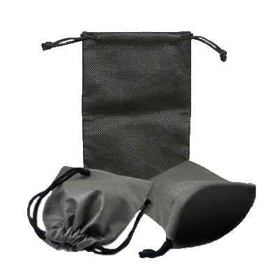 TENS Unit tote Bag with Draw Strings