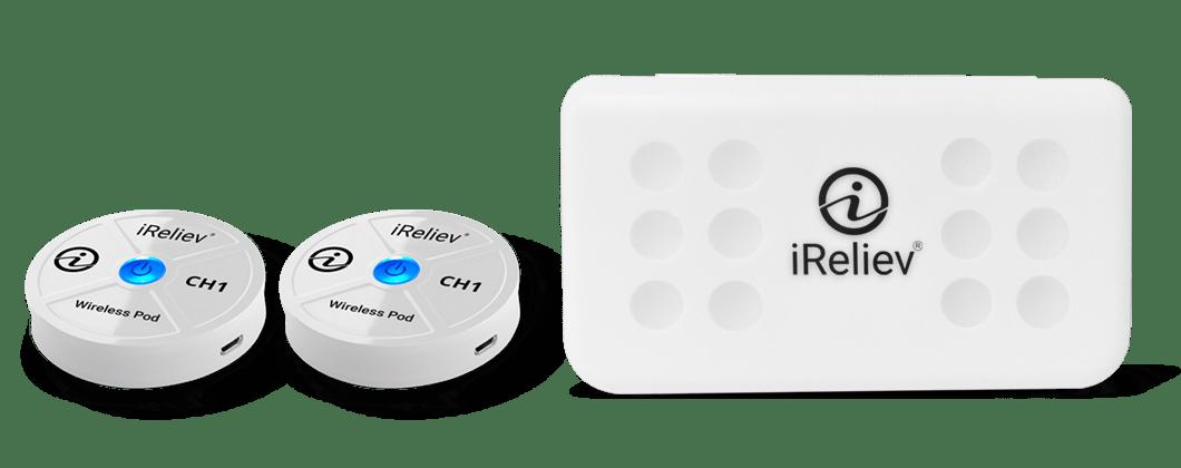 iReliev Wireless Receiver Pods