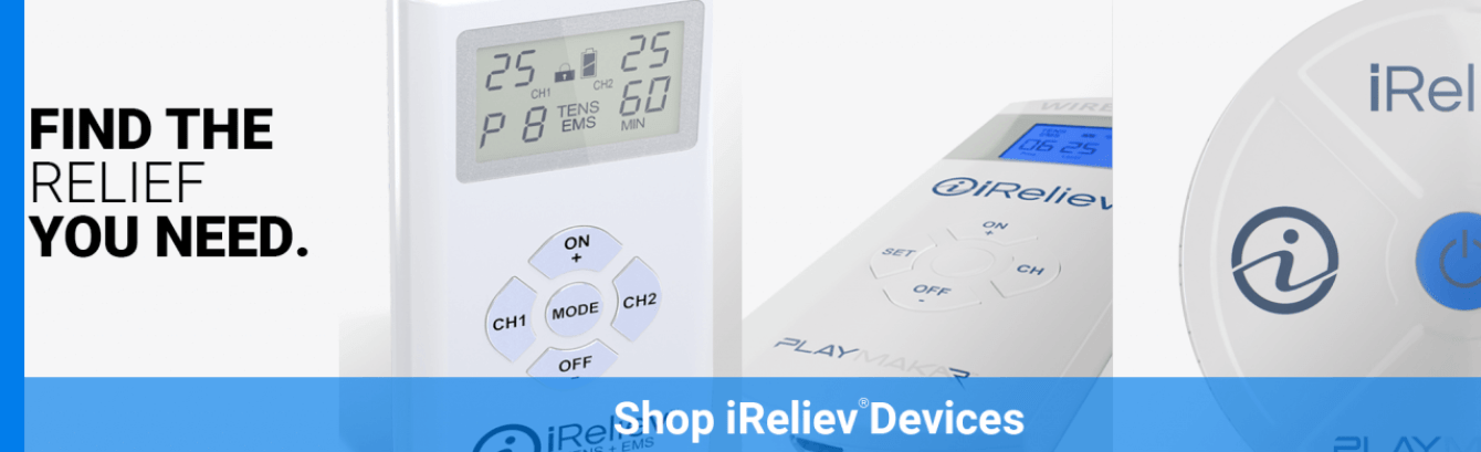 Shop iReliev Devices