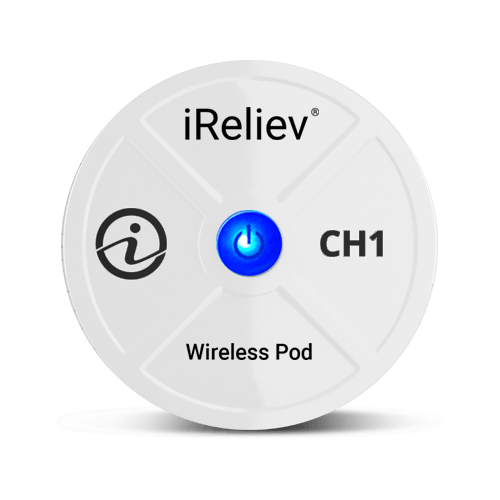 iReliev Wireless Pod