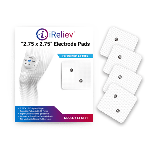 iReliev Wireless Electrode Pads