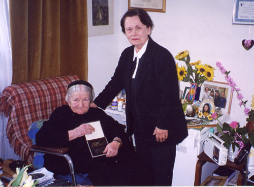 Irena Sendler and Bozenna Gilbride_6111254692_o