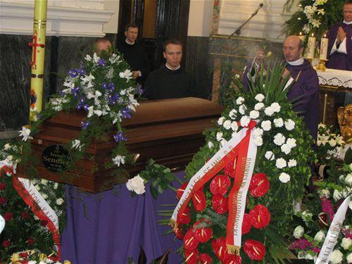 Irena's funeral was at St. Boremeusza on Stare Powazki Cemetery.