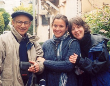 Rene Licthman and family- Rene is the Vice-President of the World Federation of Jewish Child Survivors of the Holocaust and a wonderful friend of the project.